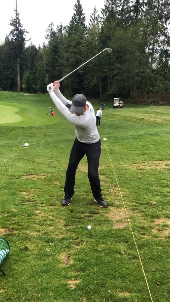 Katherine Roberts On Twitter After Assessing My Client S Physical Movement In His Swing Doing A Physical Assessment I Developed His Training Protocol After 1 Session Check Out The Difference Biomechanics Golf