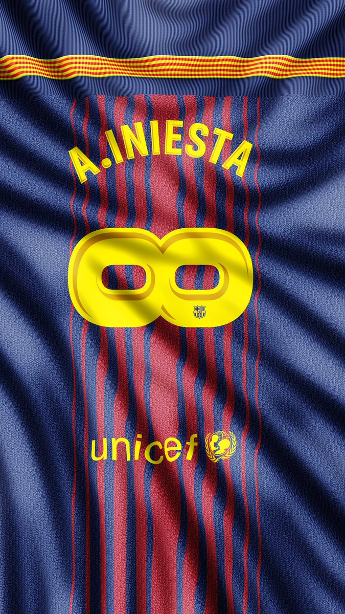 Sugwi On Twitter Iniesta Camiseta Wallpaper イニエスタ