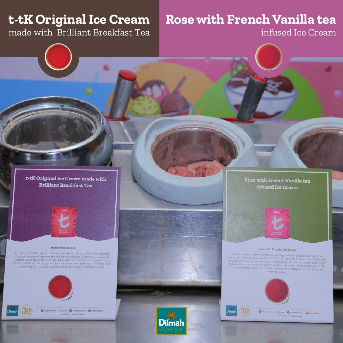 Dilmahpartners Twitter Search Dilmah Rose With French Vanilla 0 Replies Retweets Likes
