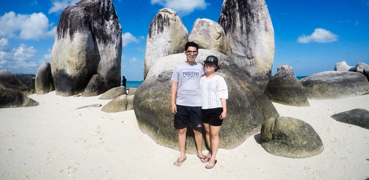 Belitung Wonderful On Twitter Dea Pasangan Dari Jakarta