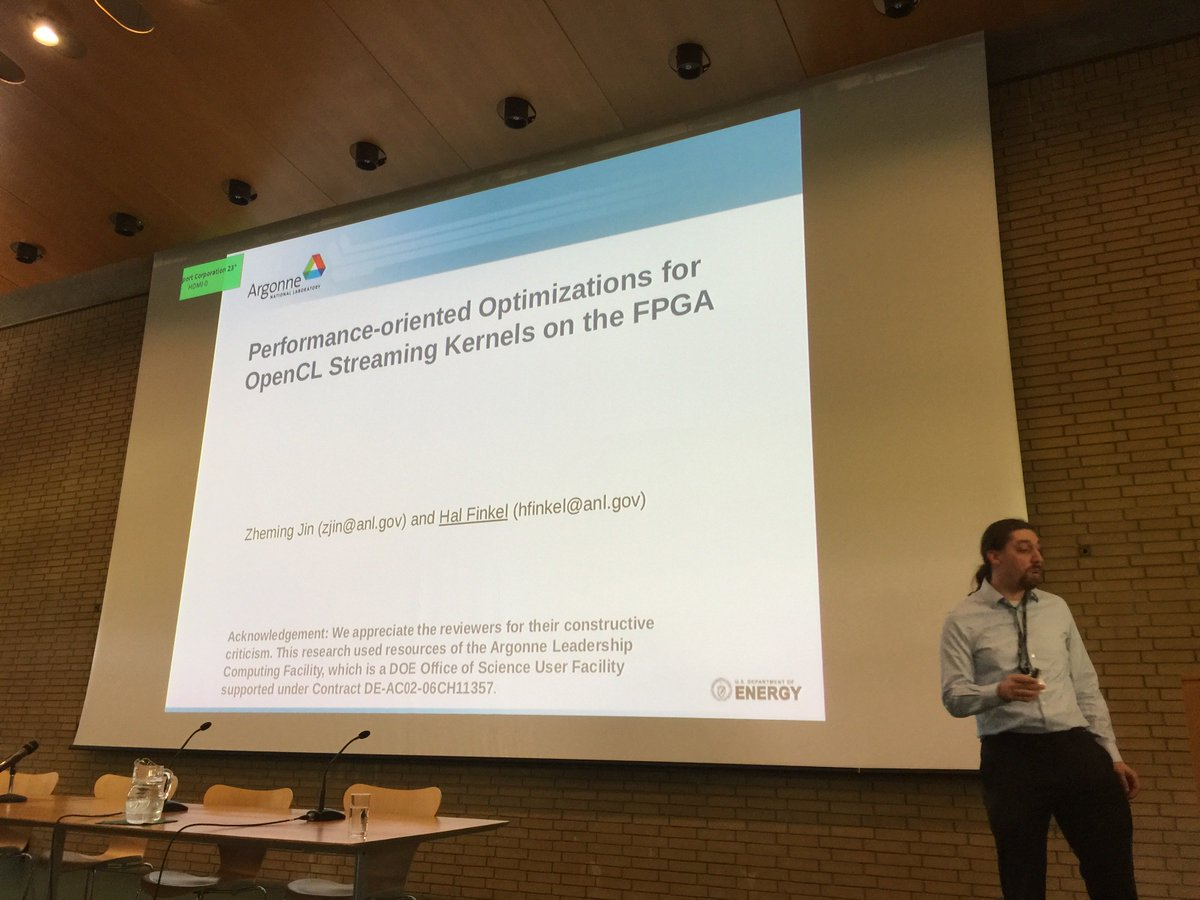 OpenCL on FPGAs (@OpenCLonFPGAs) | Twitter