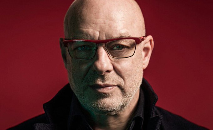 Un happy Birthday au génial Brian Eno. 70 printemps today