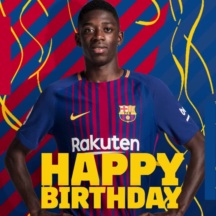 �� Today he is the Birthday Boy �� �� All the best, @Dembouz �� https://t.co/qxxFDgZwfl