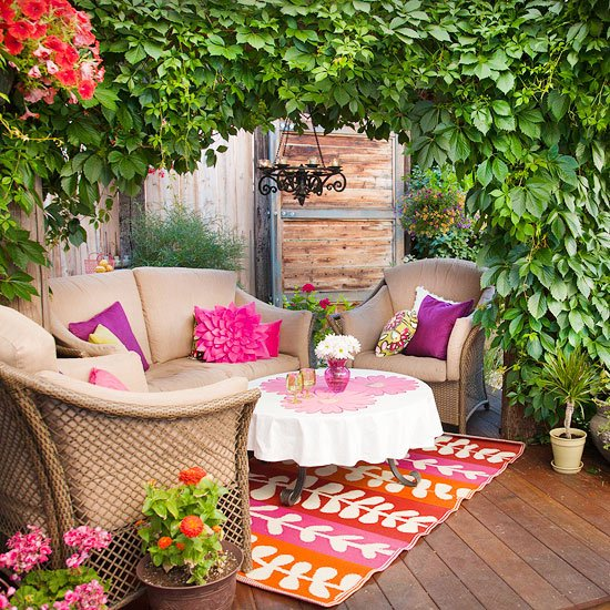 Betterhomesgardens On Twitter Deck Designs Ideas For