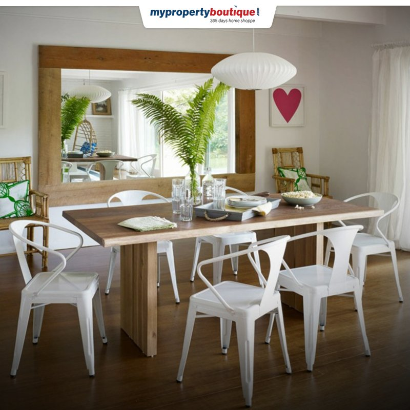Mypropertyboutique På Twitter An Old Feng Shui Remedy For Finances Is To Hang A Mirror In The Dining Room So That It Reflects The Dining Table The Dining Table Is A Symbol