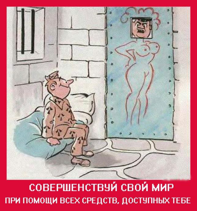 Тюрьма прикольная картинка