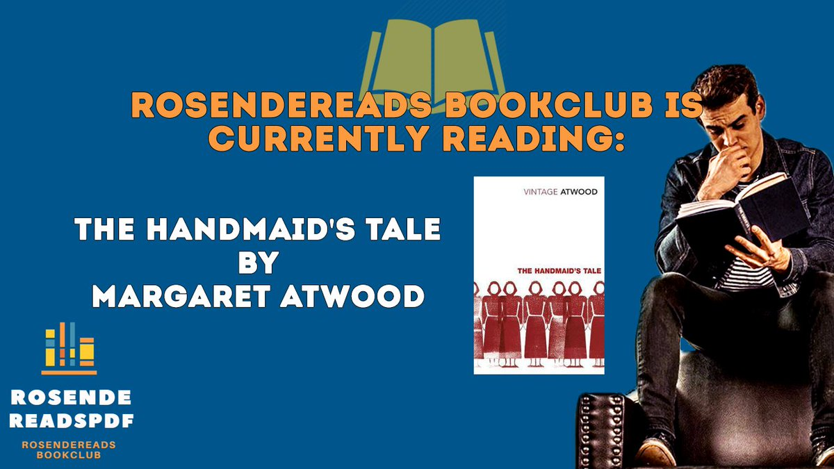 Rosendereadspdf On Twitter Pdf The Handmaid S Tale By