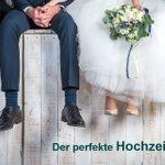 Image for the Tweet beginning: Wie wird der #Hochzeitstag perfekt?