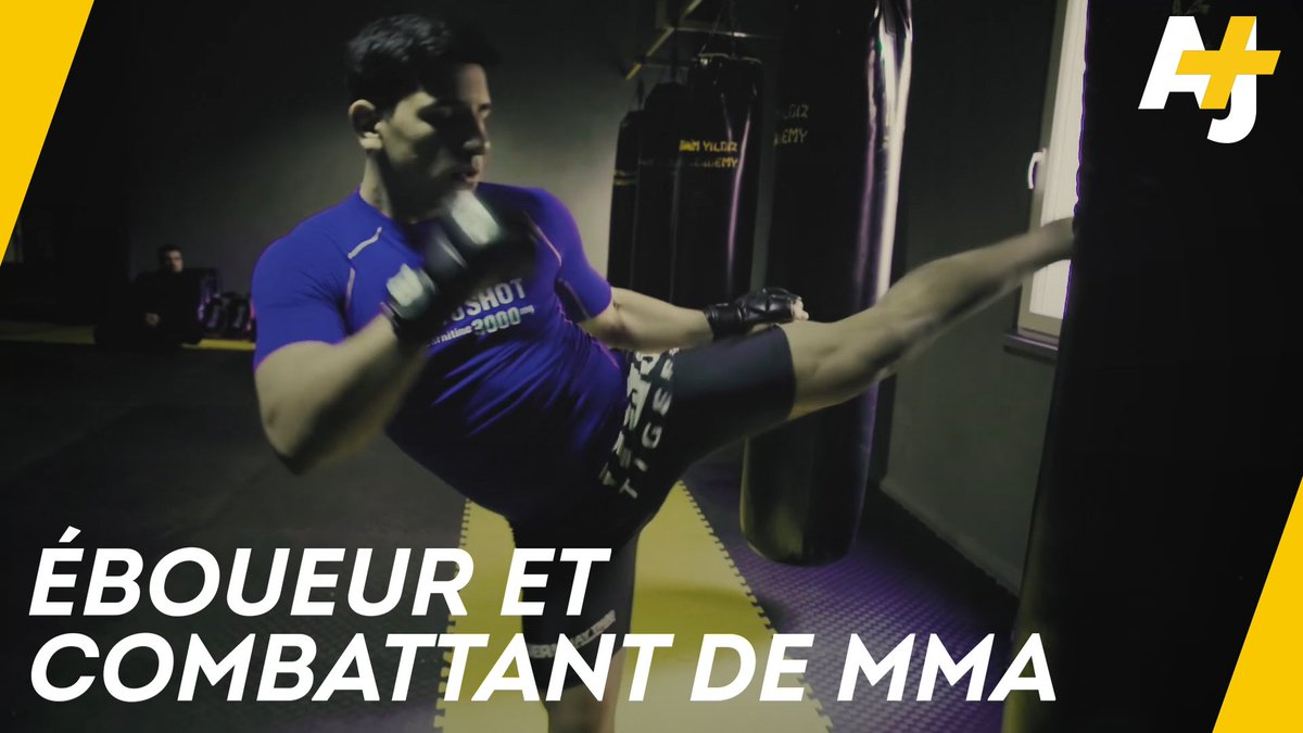 Ce jeune éboueur turc a découvert le MMA par hasard. Et puis il a gagné un titre mondial.🏆