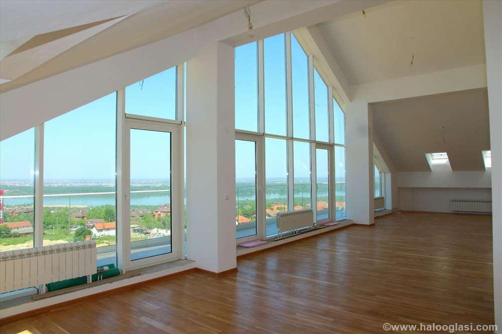 Kupite stan sa najboljim pogledom u gradu!  Penthaus od 170kvm, pet soba i dobro poznat kvalitet Energoprojekt gradnje! https://t.co/LElW57DkLY