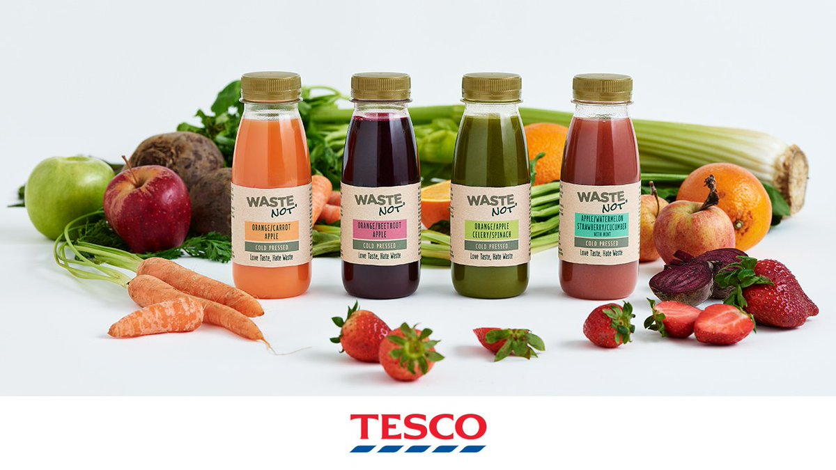 Tesco tesco twitter get to your 5 a day and cut down on food waste get waste not juice only at tesco vegpower httpteswastenotjuice picitterdfbrbkezgi solutioingenieria Image collections