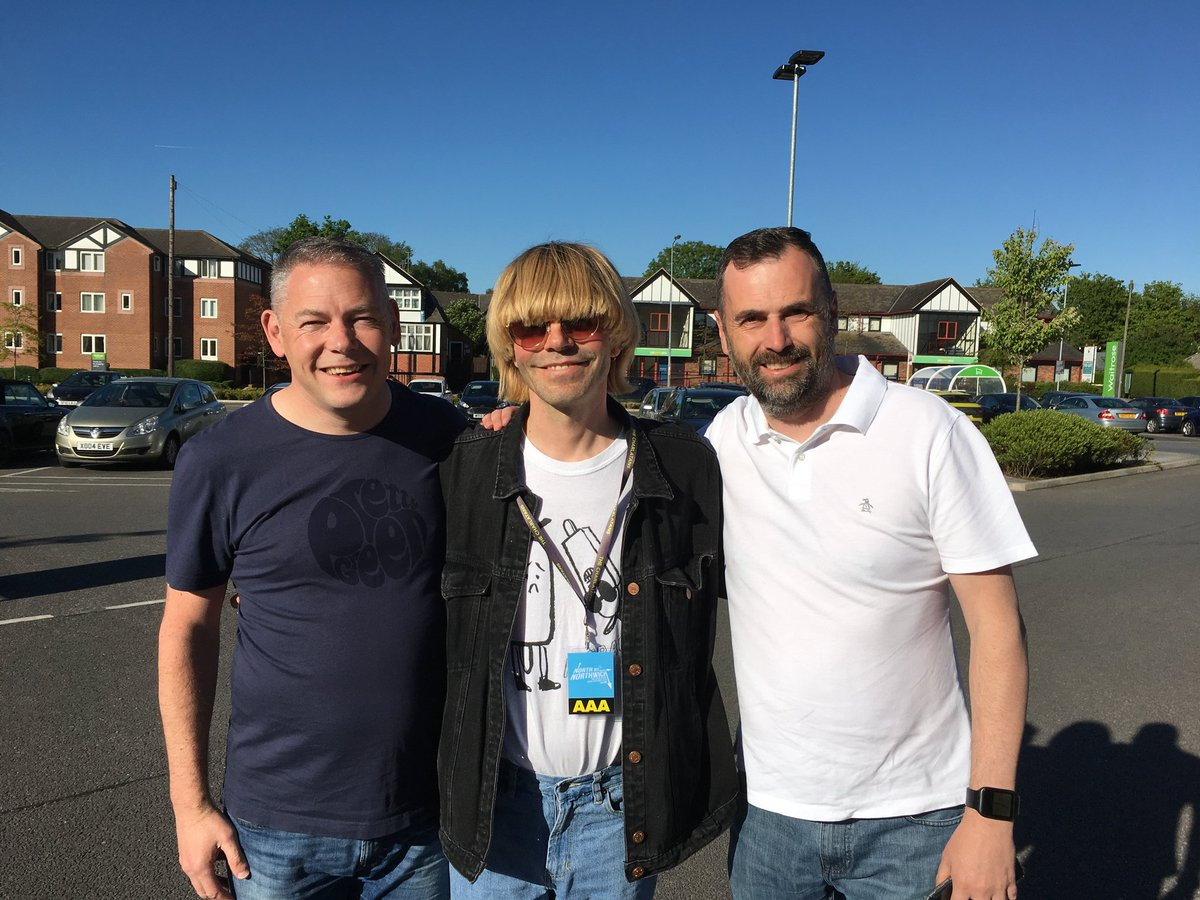 Great night in Northwich for the first night of @thecharlatans takeover even bumped into @Tim_Burgess #costadelnorthwich <br>http://pic.twitter.com/g8M2SfeGCc