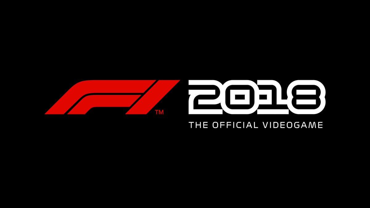 F1 2018 racing game