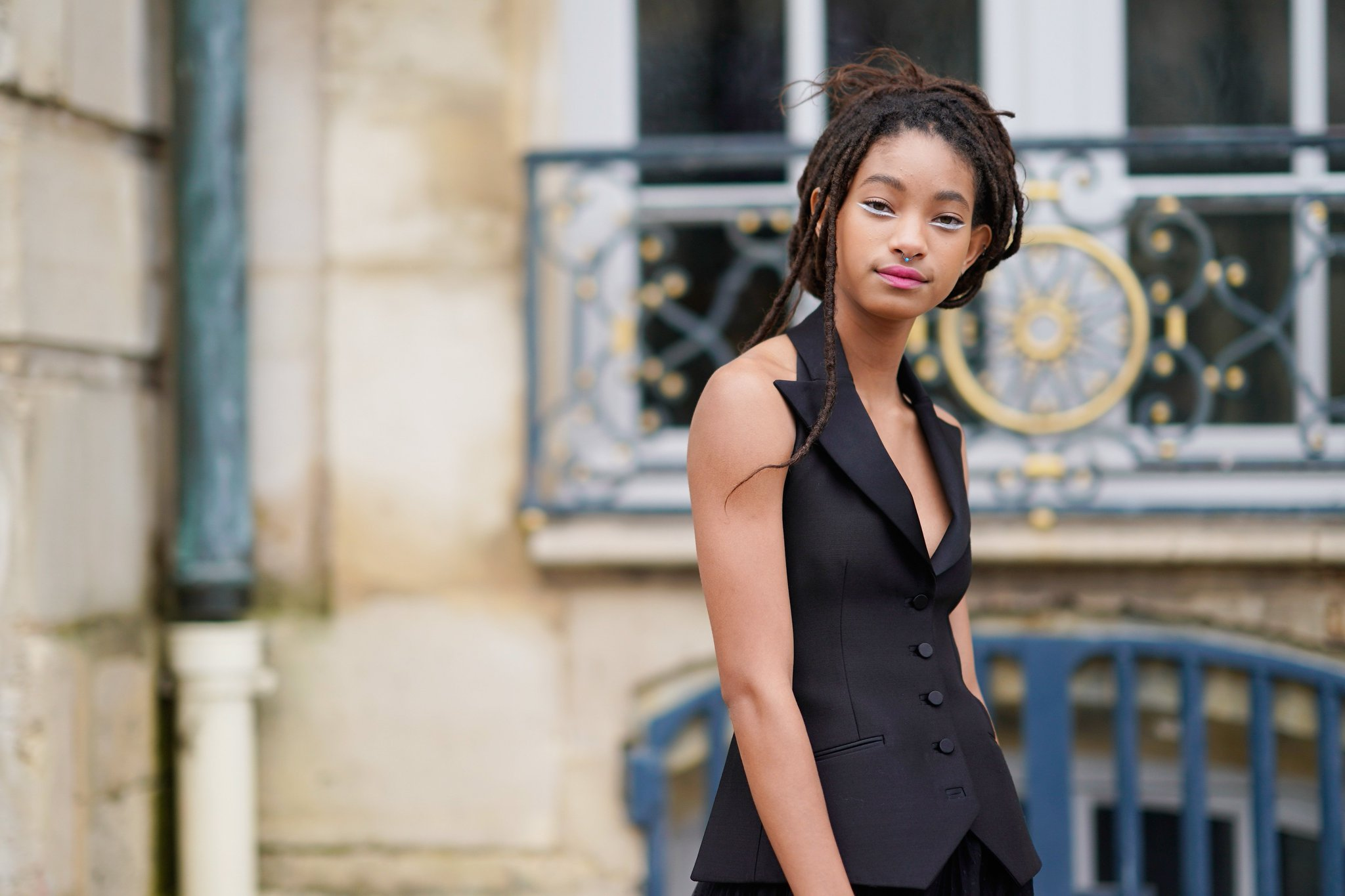 Willow Smith says she self-harmed as a child. https://t.co/lt27a6vtc1 https://t.co/MPuWQSy80w