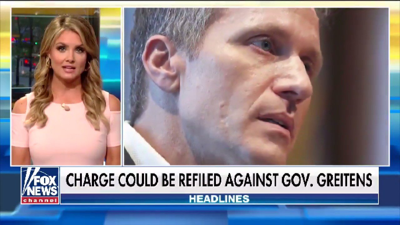 Charges against Missouri Governor Eric Greitens dropped, for now https://t.co/2xA1PqDlAy