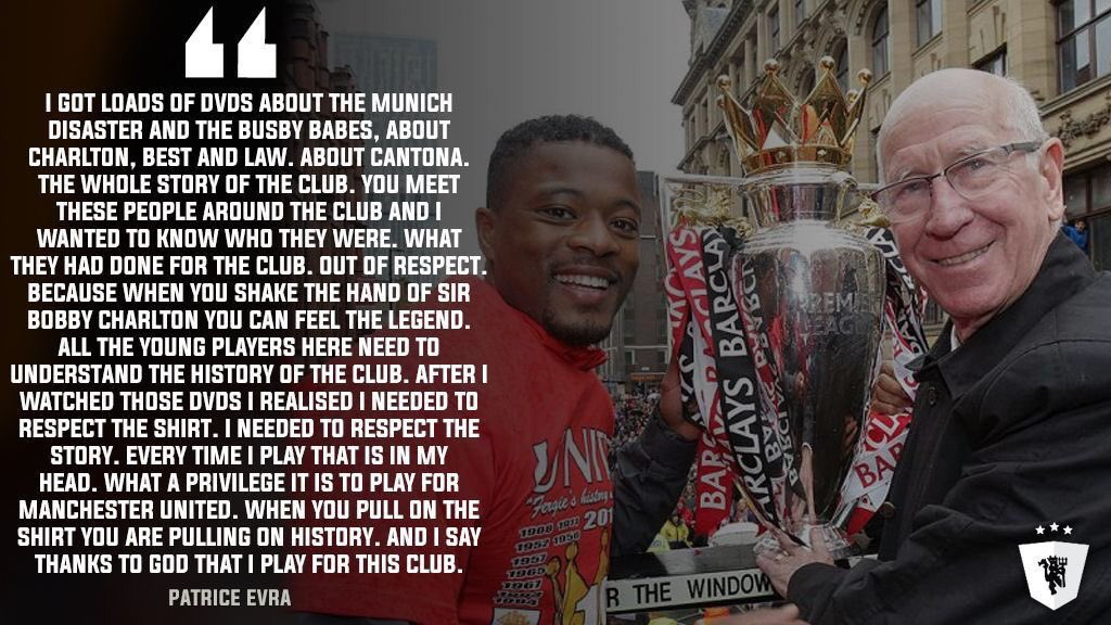 Thats why we love Happy Birthday Patrice Evra HaHaHaHa