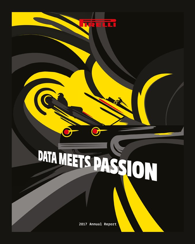 """""""Data meet passion"""" is a #Pirelli project presented in this year's Annual Report. Pirelli has choosen 5 stories of Italian """"industry 4.0"""" and #Demeterlife is proud to be one of them. For us is a big goal that reflect the hard work and passion that we put every day in our work!"""