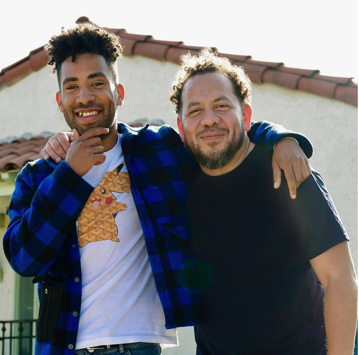 My new pal @superduperkyle! Coming soon. #CarTest #TIDAL #LightOfMine Photo: https://t.co/Of0aNPmuYj https://t.co/YPFuU1yOBr