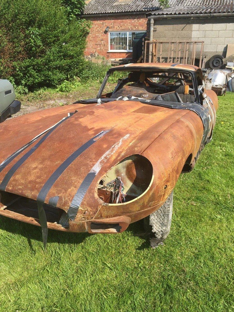 Uk Classic Cars On Twitter Ebay Project Series 2 1970 Jaguar E Type 4 2 Https T Co 5bn5qe89no