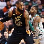 Image for the Tweet beginning: #KingJames and #AllForOne look to