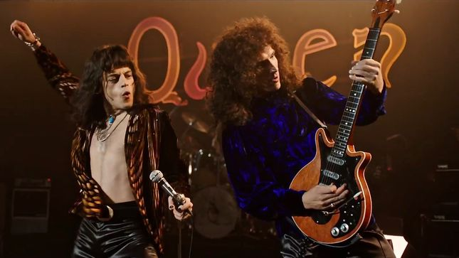 Watch the first trailer for @QueenWillRock biopic Bohemian Rhapsody. https://t.co/ofvT3QaoFr https://t.co/5qBN16Ottu