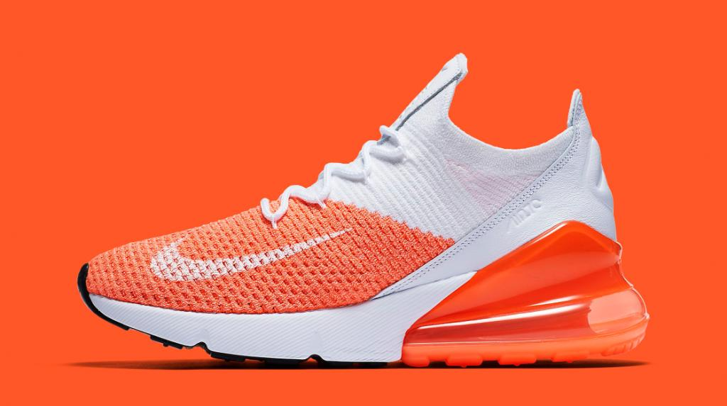 reputable site b0caf 0c705 Women s Nike Air Max 270 Flyknit