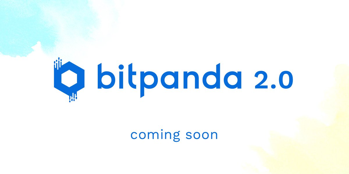 Our brand new Bitpanda platform coming soon.
