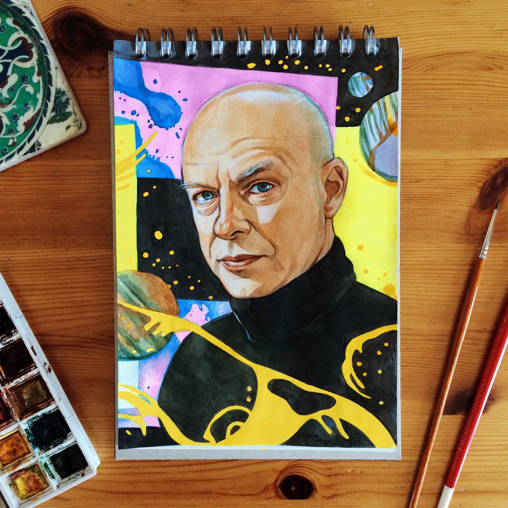 Happy 70th Birthday to Brian Eno!