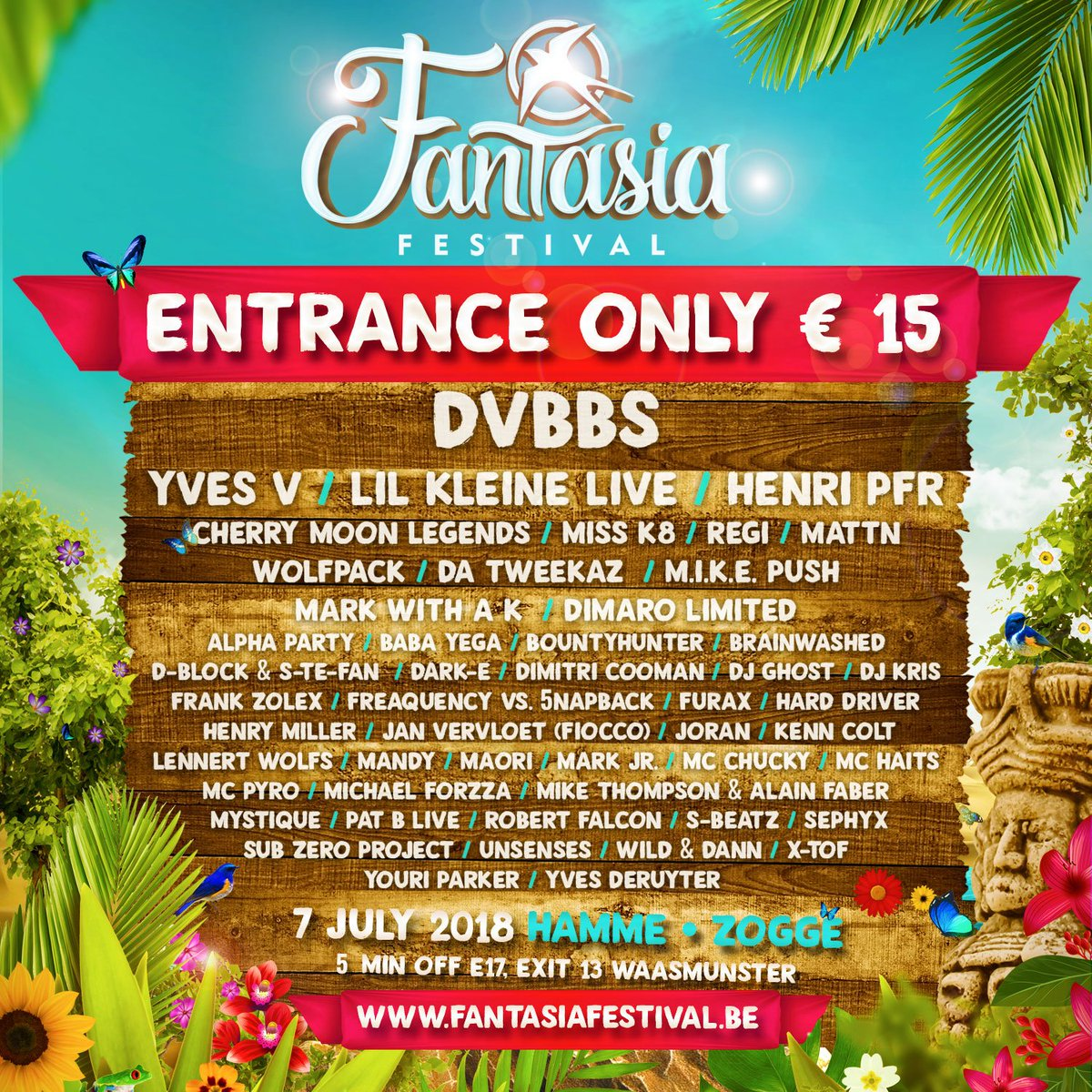 e88ce236b ... http   www.fantasiafestival.be  Festival Area Hamme-Zogge - Saturday  7th of July 2018  FantasiaFestival2018  spreadtheword  share  tagpic.twitter.com   ...