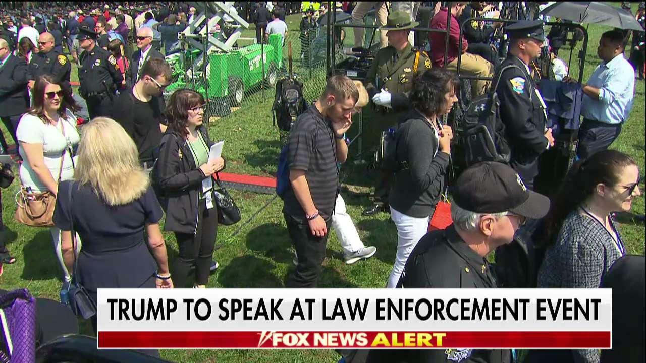 .@POTUS to speak at law enforcement event https://t.co/lZpAxNARTF