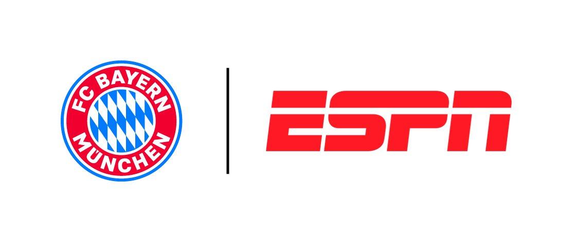 Espn Pr On Twitter Espn And Fc Bayern Munich Fcbayernen Sign