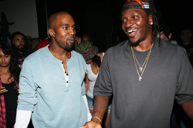 .@KanyeWest reveals tracklists for @KidCudi joint album and @Pusha_T's 'King Push' project https://t.co/l2WnSq7Uc4 https://t.co/GkHu9Av4oG