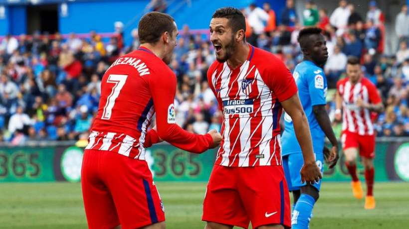 Les forces et faiblesses de l'Atlético de Madrid version 2018 goo.gl/vVy9Ab