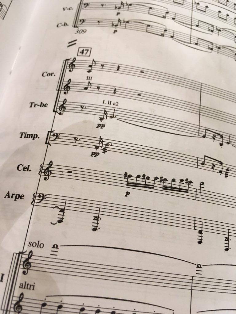 """5Th Symphony jason hazeley on twitter: """"got a gorgeous, authoritative"""