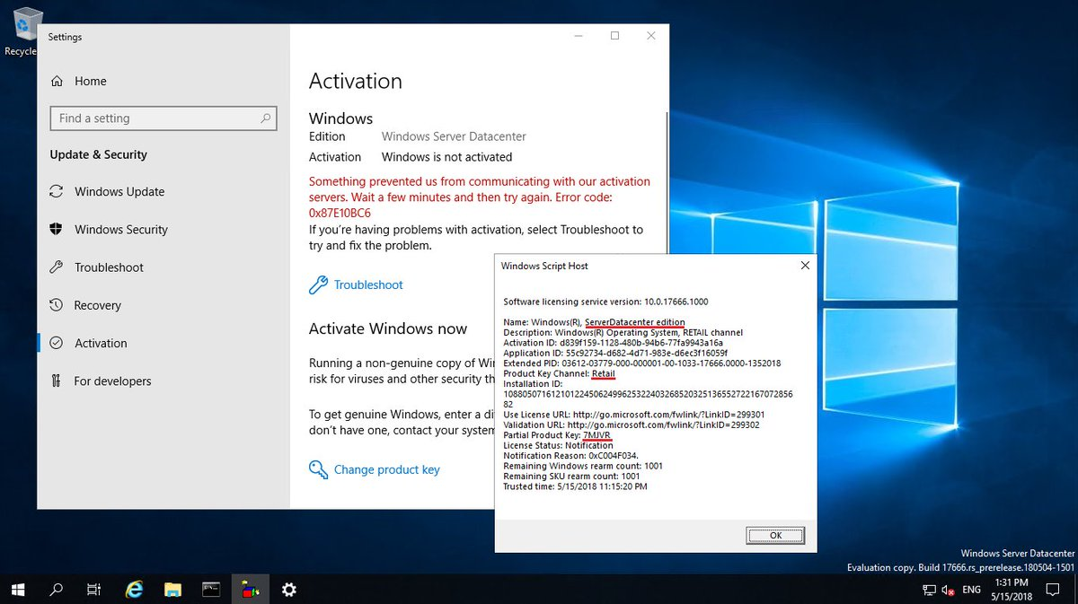 Windows server 2019 activation key not working | KMS Activation in