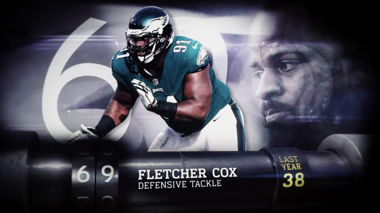 Fletch makes his third appearance in the #NFLTop100.  #FlyEaglesFly https://t.co/fLxj7g7ncJ