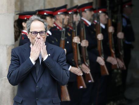 #Spagna premier @marianorajoy accetta di incontrare il nuovo presidente della #Catalogna @quimtorra