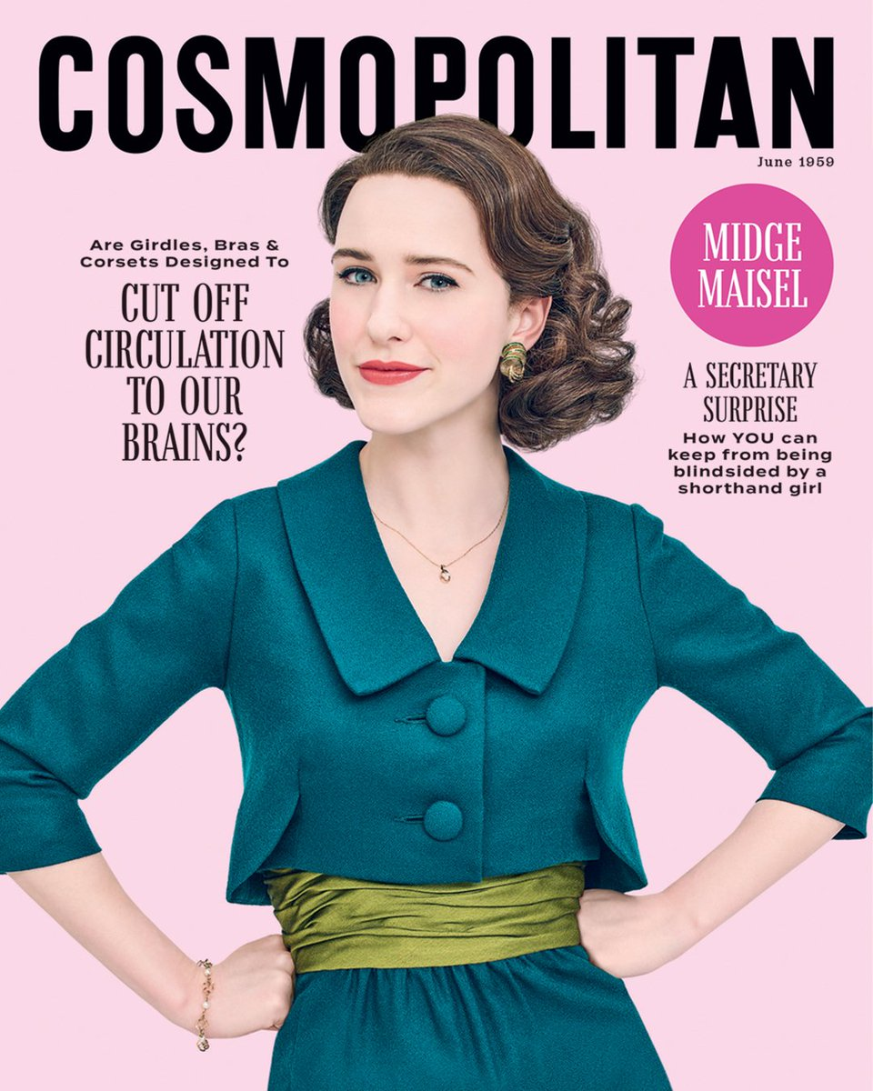 Nouvelles couvertures de magazines The Marvelous Mrs Maisel DdQKnAqVAAAAoFS