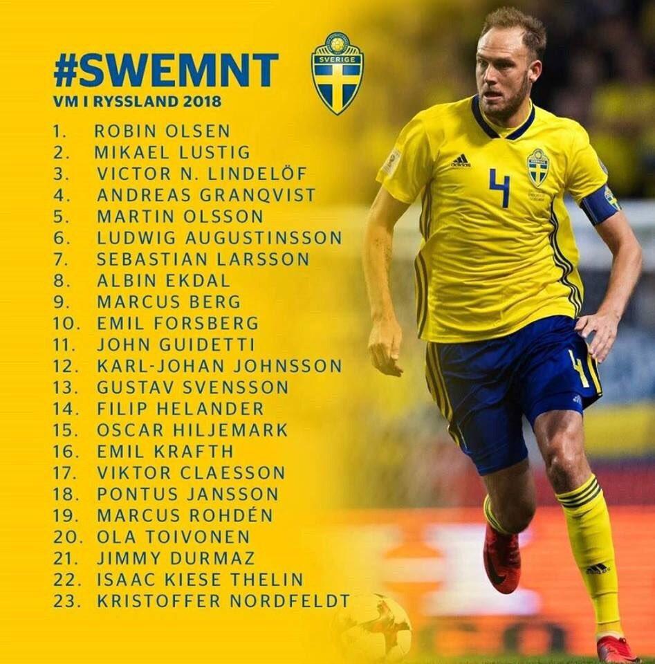 Groupe Suède