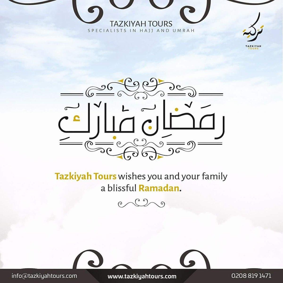 Tazkiyah Tours on Twitter: