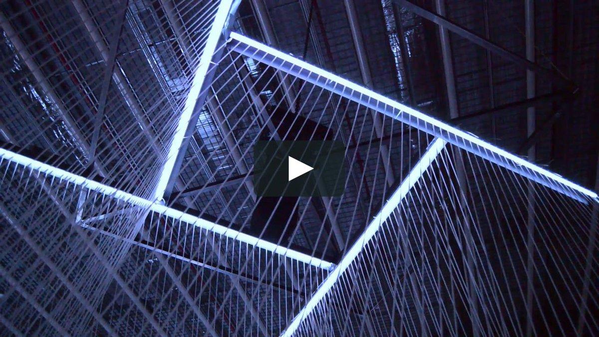 willie duggan lighting. Simple Design Creates Incredible #aesthetic In This #light #art Installation From ReMMstudio \u0026 LdLuz Studio. It\u0027s A Thing Of Elegant Beauty. Willie Duggan Lighting D