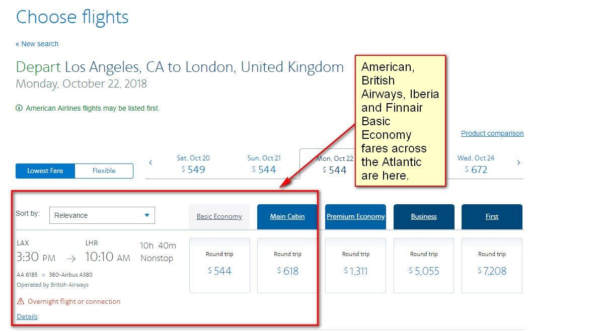 The Flight Deal >> The Flight Deal On Twitter Bad News American British