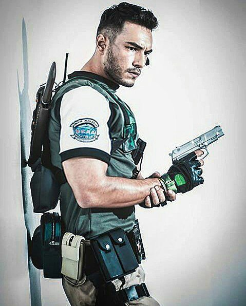 Chris Redfield On Twitter Resident Evil 5 But The Bsaa
