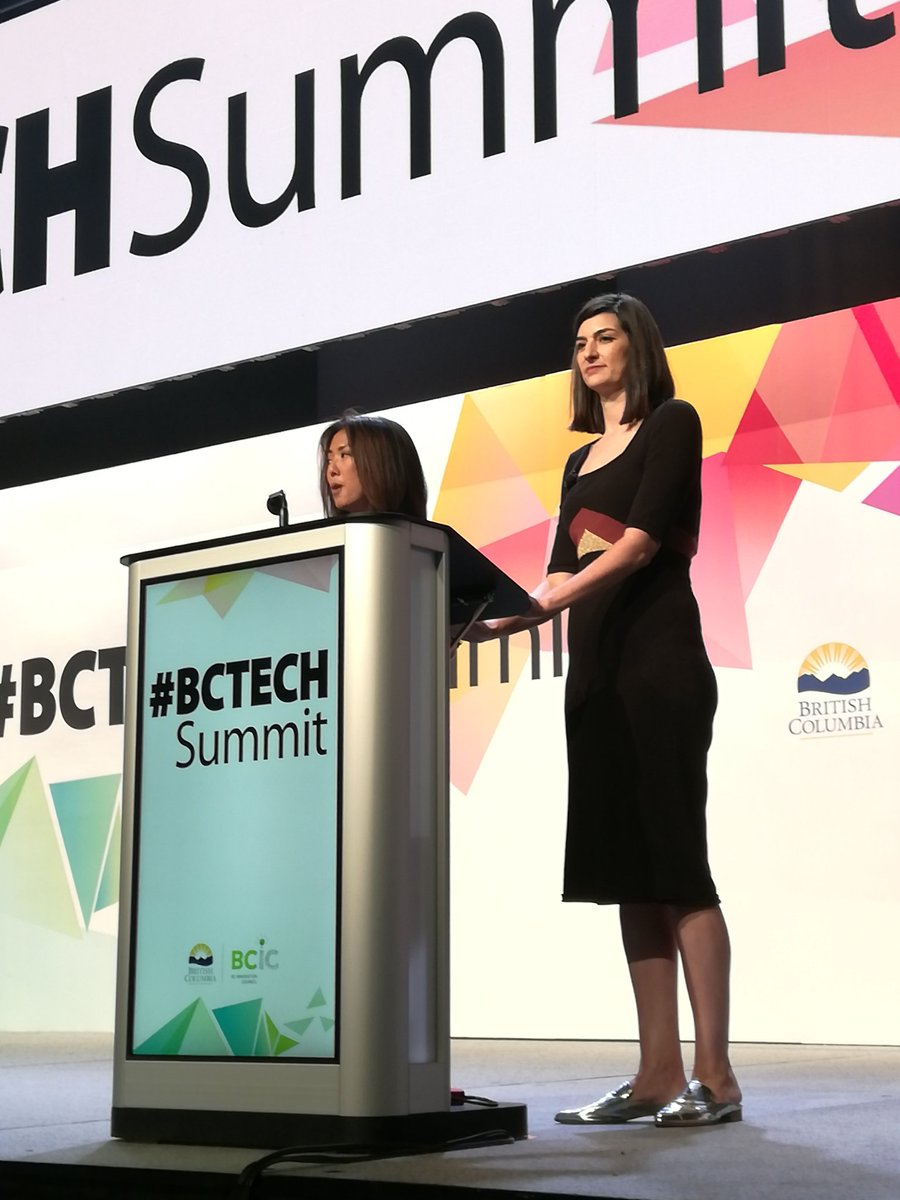 Excellent opening plenary @bctechsummit with insights from @JaredCohen &amp; @AnthonySalcito #BCTECH @bcic<br>http://pic.twitter.com/BtgSZL7tLI