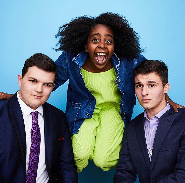 RT @cameron_kasky Naomi Wadler meets with some of her fans.