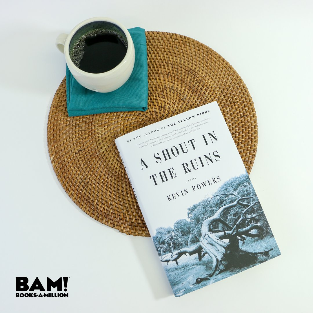 Set in Virginia during the Civil War and a century beyond, this novel by the award-winning author of THE YELLOW BIRDS explores the brutal legacy of violence and exploitation in American society. Get your copy today in store and online at #BooksAMillion bit.ly/2KZqE8U