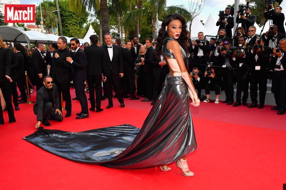 Cannes 2018: Winnie Harlow, la sensation du tapis rouge https://t.co/uMSRw3Uq03