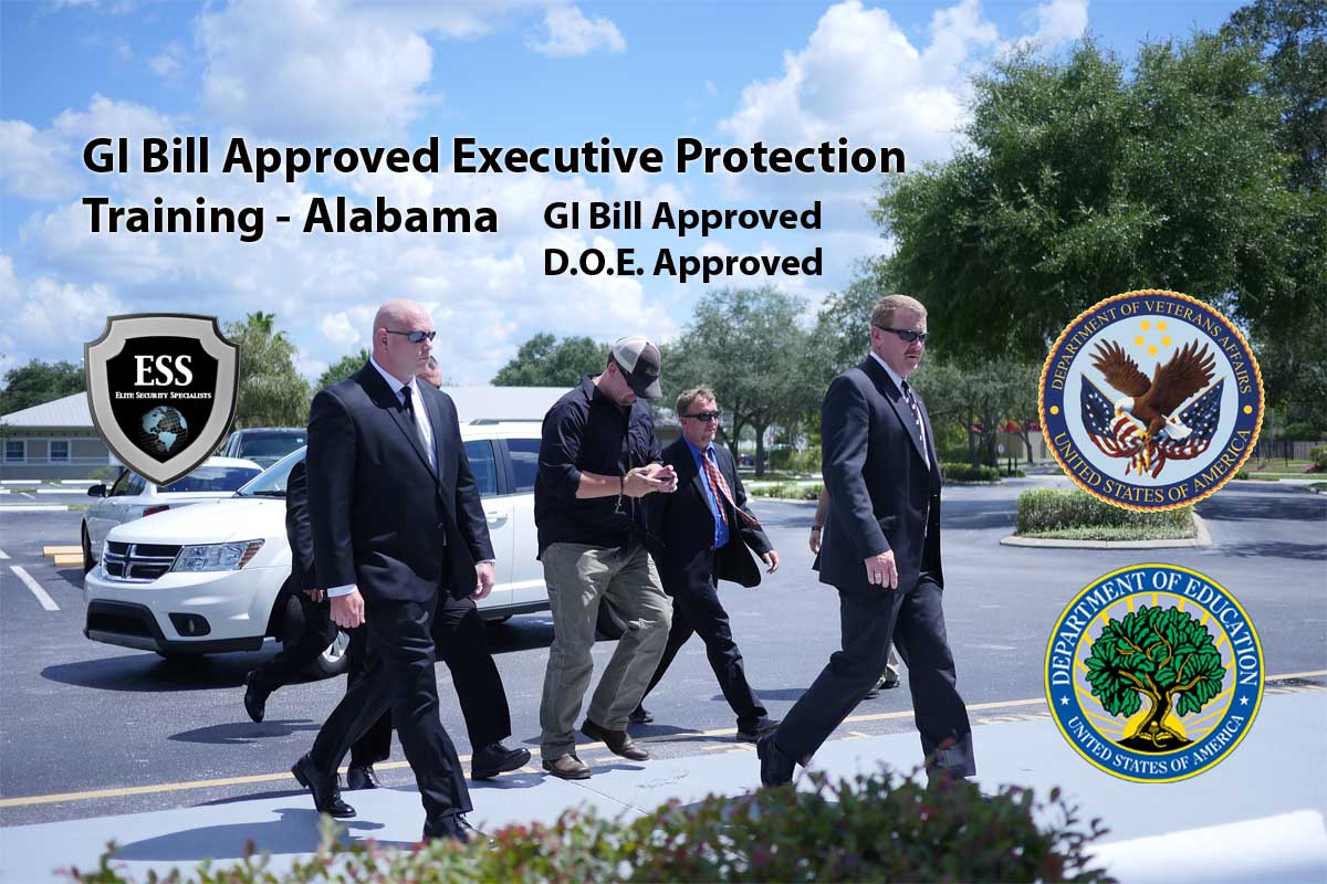 Ess Global Corp On Twitter Gi Bill Approved Executive Protection