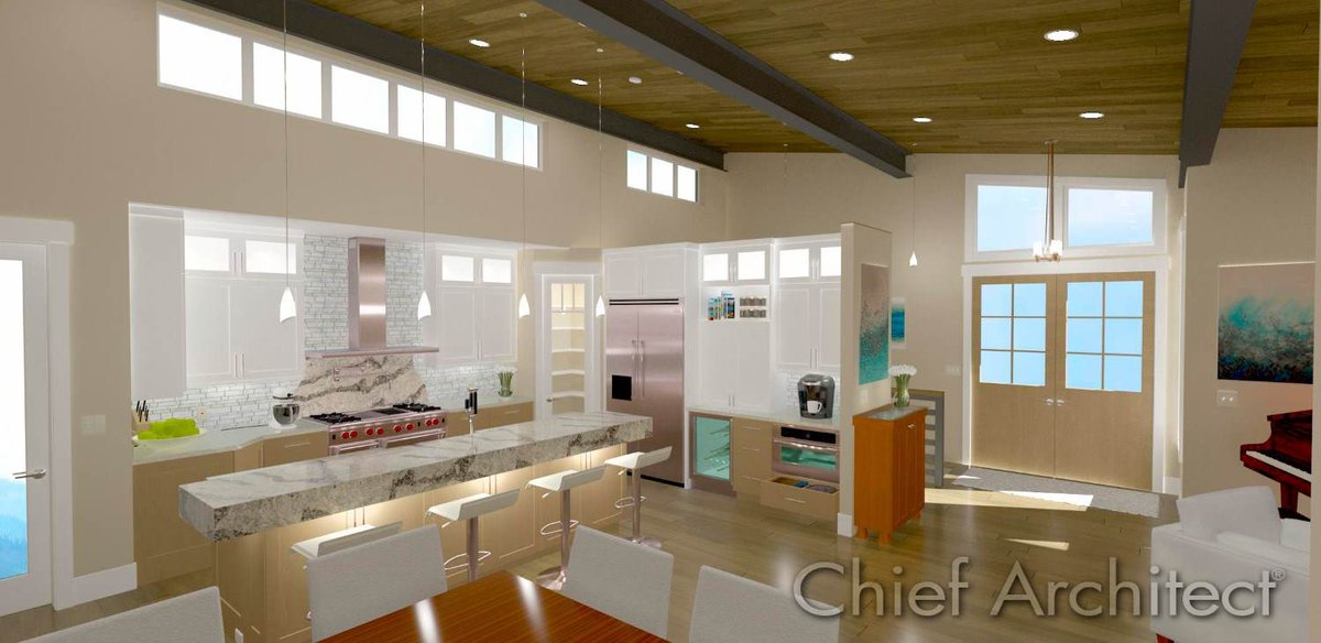 how to enter httpsbitly2fhfwag kitchendesign bathdesign interiordesign chiefarchitectpictwittercom1aey3hapcw - Chief Architect Interior Design