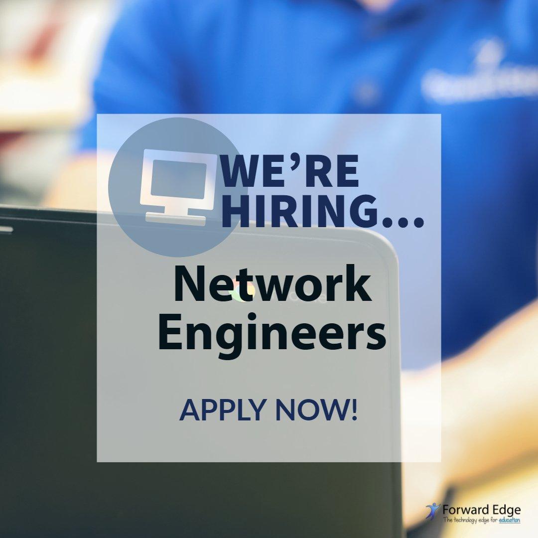 Image result for hiring Network Engineer